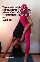 Yoga is…